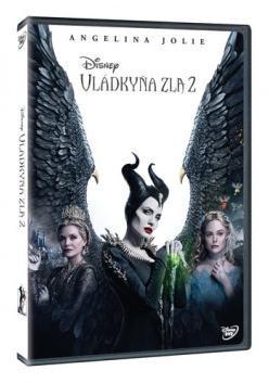 Vládkyňa zla 2 DVD (SK)