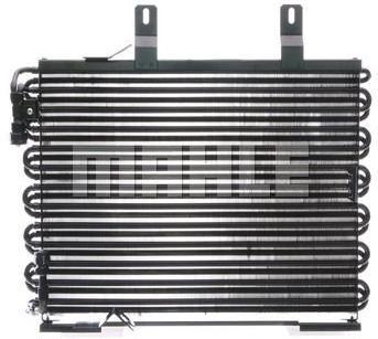 Kondenzátor klimatizácie MAHLE AC 159 000S AC 159 000S