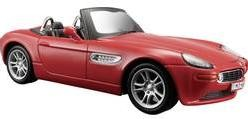 Model auta Maisto BMW Z8, 1:24