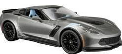 Model auta Maisto Corvette Grand Sport '17, 1:24