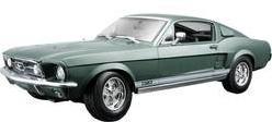 Model auta Maisto Ford Mustang 1967 Fliessheck, 1:18