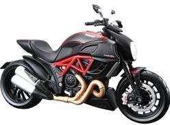 Model motorky Maisto Ducati Diavel Carbon, 1:12