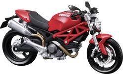 Model motorky Maisto Ducati Monster 696, 1:12