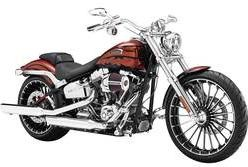 Model motorky Maisto Harley Davidson 2014 CVO Breakout, 1:12