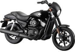 Model motorky Maisto Harley Davidson´15 Street 750, 1:12