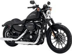 Model motorky Maisto Modellmotorrad Harley Davidson 13 Sportster Iron 883, 1:12