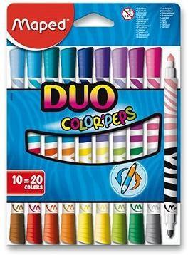 Maped Color Peps Duo, 20 barev