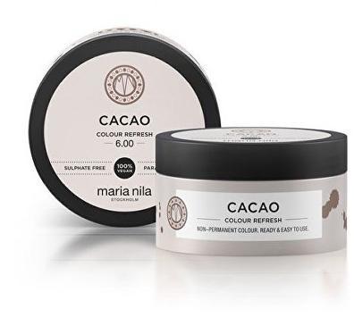 Maria Nila Jemná vyživujúce maska bez permanentných farebných pigmentov Cacao ( Colour Refresh Mask) 100 ml