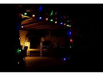 Marimex Řetěz 20 LED párty světýlka