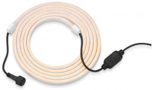 Biely svetelný LED pás Markslöjd Garden, dĺžka 3 m