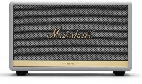 Biely reproduktor s Bluetooth pripojením Marshall Acton II