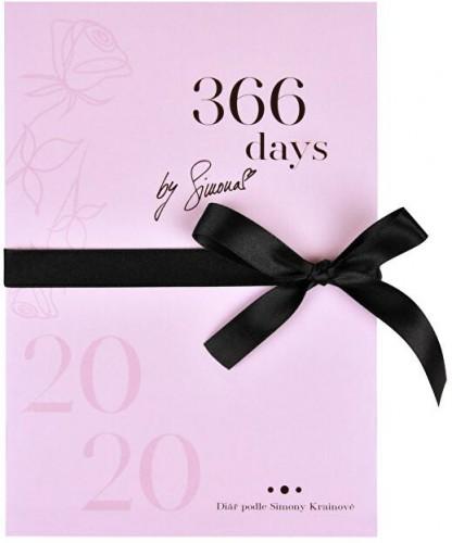 Simona Krainová Masterpiece 366 Days A5 týždenný 2020