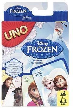 UNO Ledové království 2