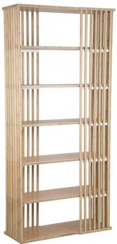 Knižnica z bambusu Mauro Ferretti Tokyo