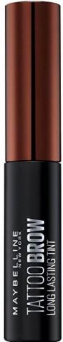 Bourjois Brow Design Mascara Riasenka na obočie 3 Tmavě hnědá 6 ml