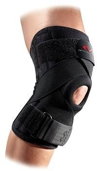 McDavid Knee Support With Stays And Cross Straps S