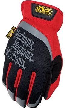 Mechanix FastFit červené, velikost M