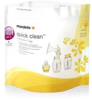 MEDELA Quick Clean - 5 ks