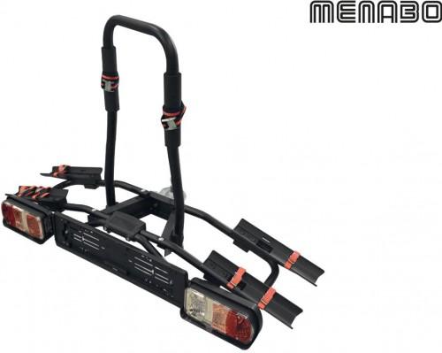 Nosič pro 2 kola na tažné zařízení NAOS ECO, MENABO