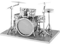 BS Metal Earth Drum Set 502736