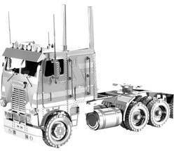 BS Metal Earth Freightliner - COE Truck 502593