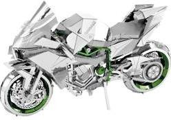 BS Metal Earth Iconx Kawasaki Ninja Green 502904