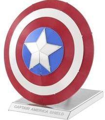BS Metal Earth Marvel Avangers Captain´s America Shield 502641
