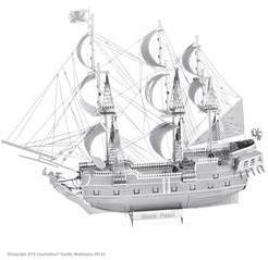 BS Metal Earth Schiffsmodell Black Pearl 502900