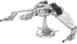 BS Metal Earth Star Trek Klingon Bird of Prey 502674