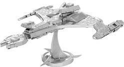 BS Metal Earth Star Trek Klingon Vor'cha 502676