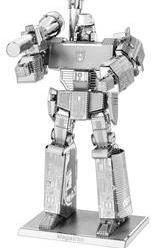 BS Metal Earth Transformers Megatron 502680