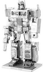 BS Metal Earth Transformers Optimus Prime 502684