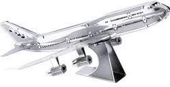 Stavebnica Metal Earth Jet Boing 747