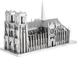 Stavebnica Metal Earth Notre-Dame 502884