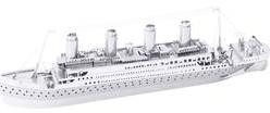Stavebnica Metal Earth parník Titanic