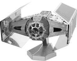 Stavebnica Metal Earth Star Wars Vader TIE Fighter
