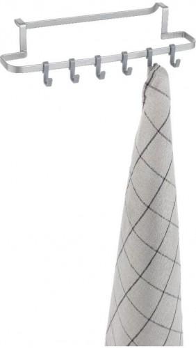 Závesný vešiak so 6 háčikmi Metaltex, dĺžka 30 cm