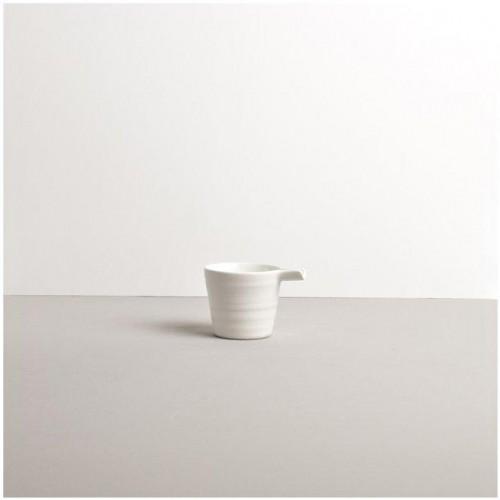 Nálievka biela Modern 8 cm