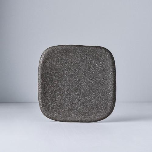 Štvorcová kamenná doska Stone Slab 19 x 2 cm