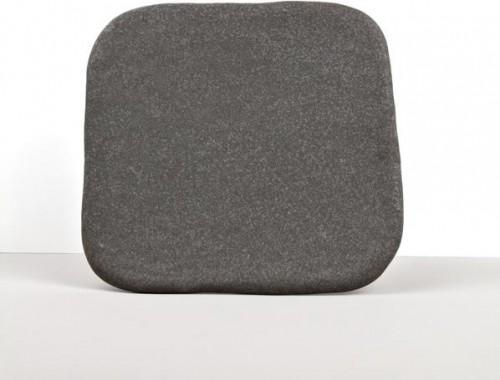 Štvorcová kamenná doska Stone Slab 25 x 2 cm