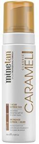 Minetan Samoopaľovacie pena pre zlatisté opálenie Caramel ( Classic 1 Hour Express Tan) 200 ml