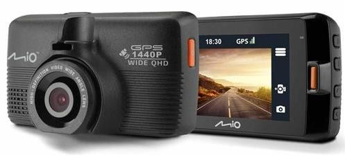 Kamera do auta MIO MiVue 751, GPS, LCD 2.7'' 5415N5480012