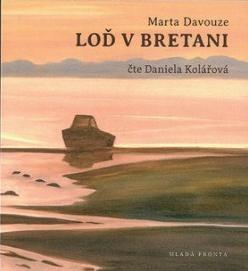 Loď v Bretani - audiokniha na CD
