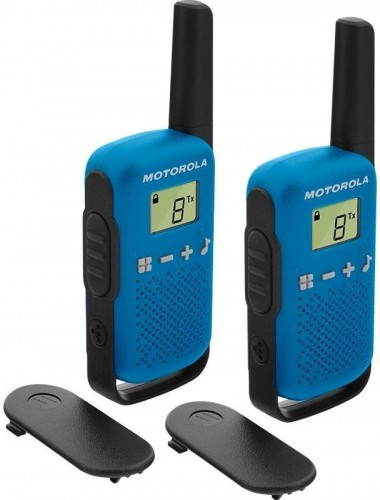 Vysielačky Motorola Tlkr T42 modrý (B4p00811ldkmaw... Vysílačky