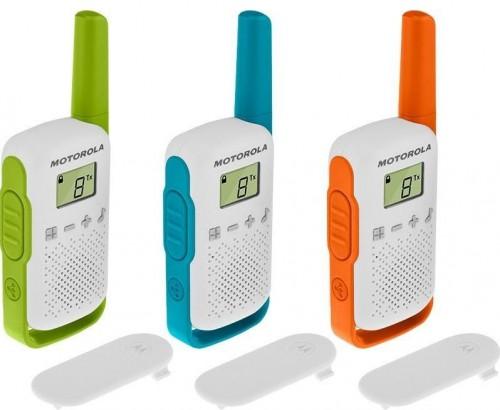 Vysielačky Motorola Tlkr T42 - Triple Pack (B4p00811mdkmaw... Vysílačky