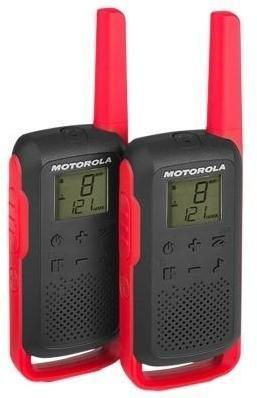 Vysielačky Motorola Tlkr T62 červený (B6p00811rdrmaw... Vysílačky