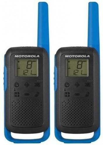 Vysielačky Motorola Tlkr T62 modrý (B6p00811ldrmaw... Vysílačky