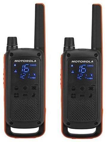 Vysielačky Motorola Tlkr T82 čierny/oranžový (B8p00811edrmaw... Vysílačky
