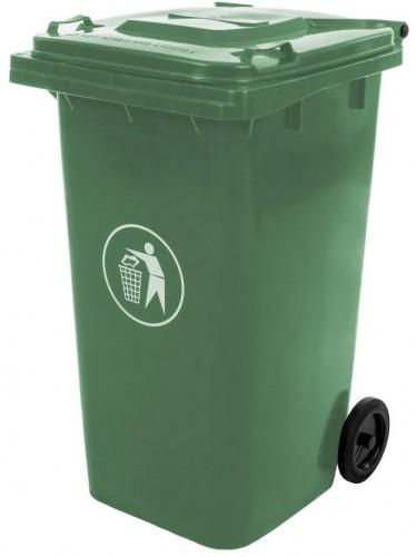NABBI Mulltonne 240 L popolnica zelená