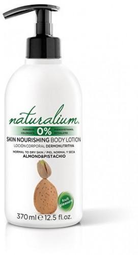 Naturalium Hydratačné telové mlieko Mandle a pistácie (Skin Nourishing Body Lotion) 370 ml